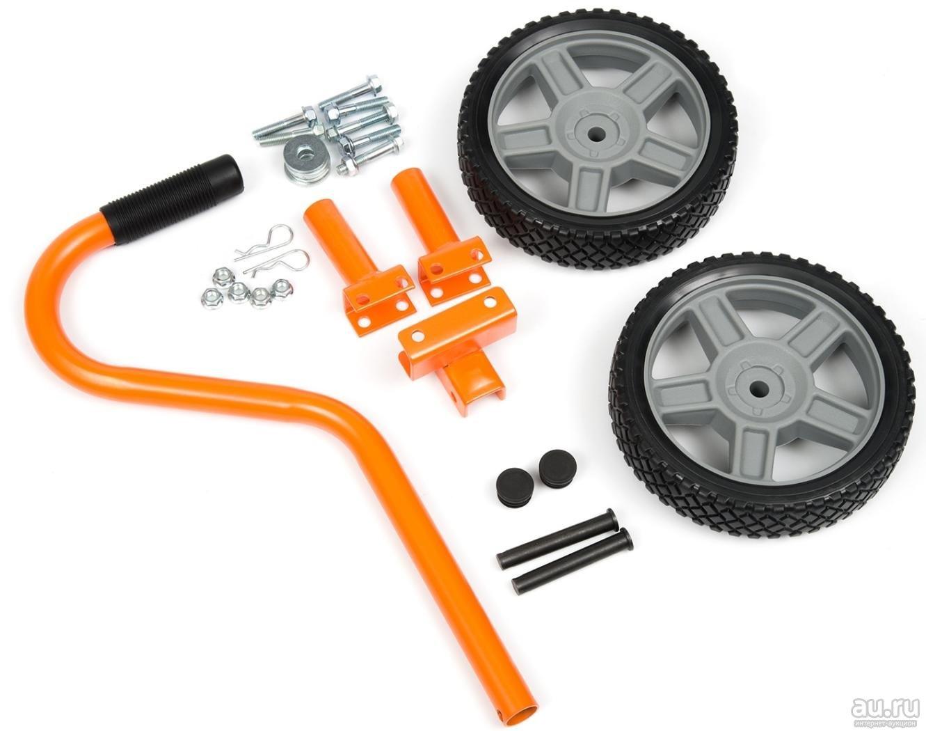 Комплект колес для генераторов ECT 7000 в Княгининое